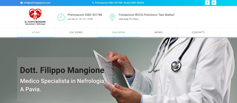 Dott. Filippo Mangione